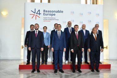Η Ομάδα του Βίσεγκραντ υπέρ της έναρξης των ενταξιακών διαπραγματεύσεων με την Βόρεια Μακεδονία και την Αλβανία