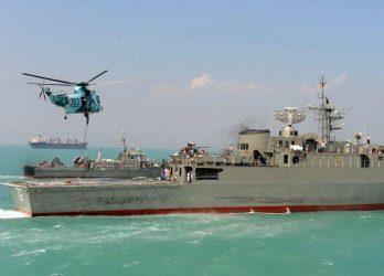 Ιράν: Είμαστε έτοιμοι να υπερασπιστούμε τα θαλάσσια σύνορά μας