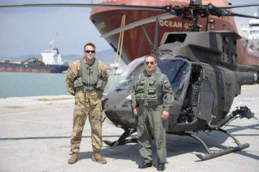 Αλεξανδρούπολη: Λιμάνι, TAP, IGB και FSRU φέρνουν μόνιμες Αμερικανικές και Ελληνικές ειδικές δυνάμεις
