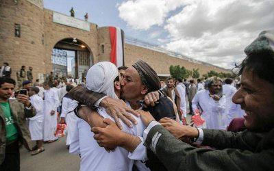 Υεμένη: Οι αντάρτες Χούθι απελευθέρωσαν 290 κρατουμένους