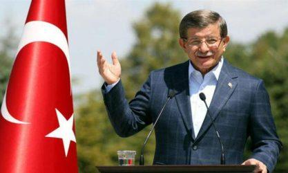 Αποπέμπει Νταβούτογλου από το AKP ο Ερντογάν