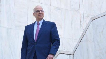 Νίκος Δένδιας: «Διανύουμε μία πρωτόγνωρη περίοδο με πρωτοφανείς προκλήσεις»