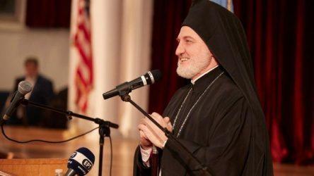 Συνάντηση του Αρχιεπισκόπου Ελπιδοφόρου με τον Ρ.Τ. Ερντογάν
