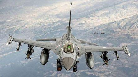 Δύο Τουρκικά F-16 πέταξαν Ανατολικά του Ευφράτη