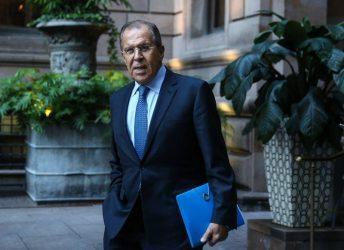 Λαβρόφ: Η συμφωνία Ρωσίας- Τουρκίας στην Λιβύη θα βοηθήσει στην εκεχειρία