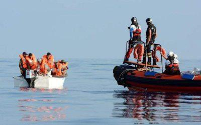 Frontex: 9.300 αφίξεις μεταναστών και προσφύγων στην Ελλάδα τον Αύγουστο