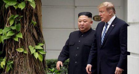 Ο Κιμ προσκάλεσε τον Τραμπ στη Βόρειο Κορέα