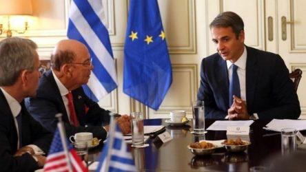 Investment opportunities in Greece dominate Mitsotakis' meeting with Ross