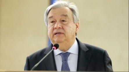 Γκουτέρες για Κυπριακό: Πρέπει να καταλήξουν σε συμφωνία τουλάχιστον στους όρους αναφοράς