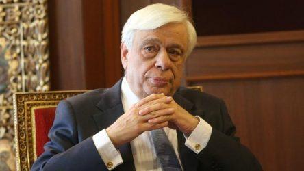 Πρόεδρος Δημοκρατίας: Αταλάντευτη στήριξη της Ελλάδας στις προσπάθειες επανένωσης της Κύπρου