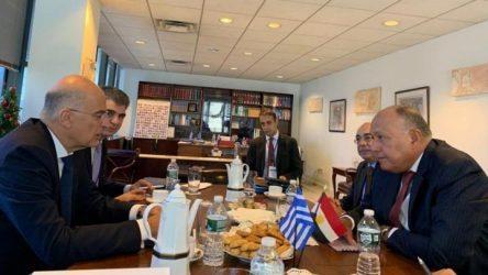 Ο σεβασμός των κυριαρχικών δικαιωμάτων στο επίκεντρο της Τριμερούς Συνάντησης Ελλάδας-Κύπρου-Αιγύπτου