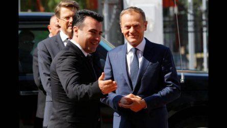 Ζάεφ: Κάναμε ότι έπρεπε για να ξεκινήσουν οι ενταξιακές διαπραγματεύσεις