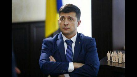 Βολοντίμιρ Ζελένσκι: Η ειρήνη στο Ντονμπάς και η επιστροφή της Κριμαίας παραμένουν βασικοί μας στόχοι