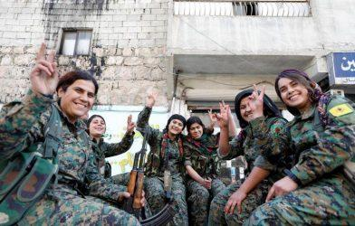 Οι Κούρδοι ανακοίνωσαν συμφωνία με την Δαμασκό
