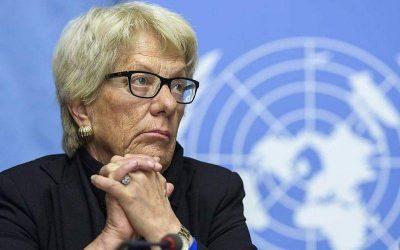 Δίωξη κατά Ερντογάν για τη Συρία ζητεί πρώην ερευνήτρια του ΟΗΕ