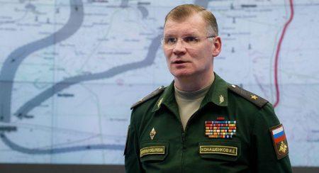 Ρωσικό υπουργείο άμυνας: Οι ΗΠΑ αναπτύσσουν δυνάμεις στις πετρελαϊκές εγκαταστάσεις της Συρίας