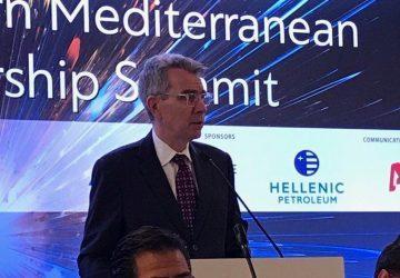 Τζέφρι Πάιατ για την επένδυση της Μυτιληναίος – Το εργοστάσιο συμβολίζει τα οφέλη της συνεργασίας ΗΠΑ-Ελλάδας στην ενέργεια