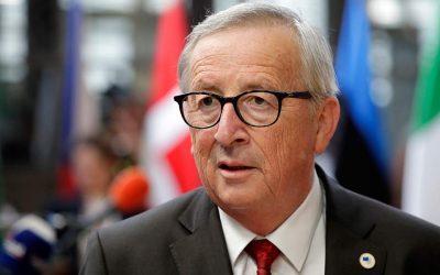 Γιούνκερ: Η κατάσταση θα γίνει «εξαιρετικά περίπλοκη» αν το βρετανικό κοινοβούλιο απορρίψει τη νέα συμφωνία