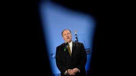 Πομπέο: Είναι πάρα πολύ νωρίς να κριθεί η επιτυχία της συμφωνίας με την Τουρκία