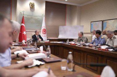 Η Τουρκία διαβεβαίωσε την Ρωσία ότι θα σεβαστεί την εδαφική ακεραιότητα της Συρίας