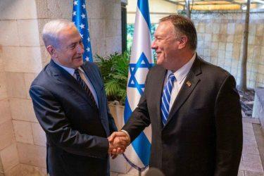 Πομπέο: Το Ισραήλ έχει δικαίωμα να δράσει στη Συρία