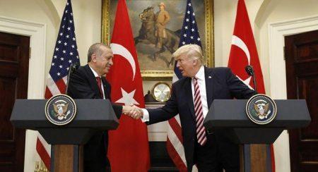 Στέλνει και τον Πομπέο στην Τουρκία ο Αμερικανός Πρόεδρος