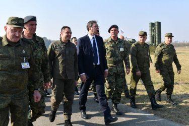 Κίνδυνος επιβολής κυρώσεων στη Σερβία