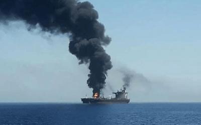 Πύραυλοι έπληξαν ιρανικό τάνκερ στην Ερυθρά Θάλασσα