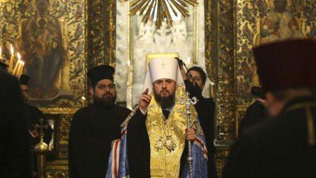 Συνάντηση Πομπέο με τον Προκαθήμενο της Ουκρανικής Εκκλησίας Επιφάνιο