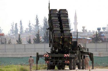 Η Ισπανία θα αποσύρει τους πυραύλους Patriot από το Ιντσιρλίκ, εάν επιδεινωθεί η κατάσταση στη βόρεια Συρία