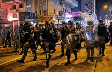 Εκπρόσωπος της κινεζικής πρεσβείας στην Αθήνα: Εσωτερική υπόθεση της Κίνας η κατάσταση στο Χονγκ Κονγκ