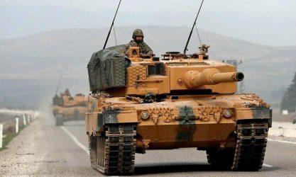 Η Γερμανία απαγορεύει τις πωλήσεις όπλων που θα χρησιμοποιηθούν από την Τουρκία στην Συρία