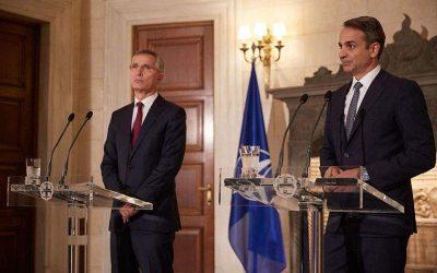 Πρωθυπουργός: Η Ελλάδα καταδικάζει την παραβίαση συνόρων και Συνθηκών