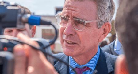 Ο Τζέφρι Πάιατ προαναγγέλλει εκτόνωση της κρίσης στην Ανατολική Μεσόγειο