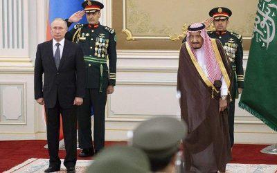 Στη Σαουδική Αραβία για πρώτη φορά από το 2007 ο Πούτιν