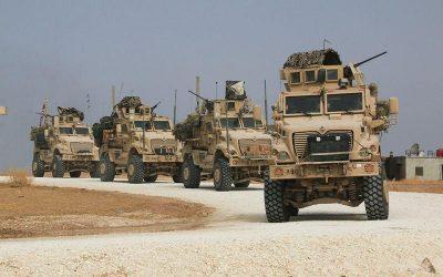 Αμερικανοί  κατέστρεψαν τη βάση τους στο Τελ Μπαϊντάρ πριν αποχωρήσουν