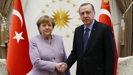 Αντίθετη η Γερμανία σε στρατιωτική επέμβαση της Τουρκίας στη Συρία