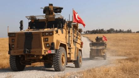 Αγκυρα: Ολοκληρώθηκε η αποχώρηση των κούρδων μαχητών από την «ασφαλή ζώνη»