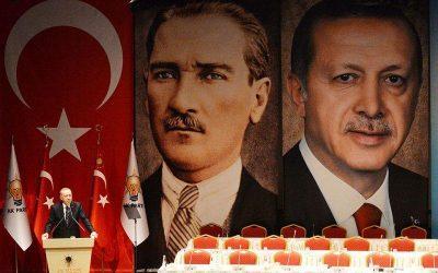 Ενα βήμα πριν από τη «γκρίζα λίστα» η Τουρκία