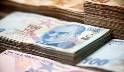 Τουρκική λίρα: Υποχώρησε στο ιστορικά χαμηλό επίπεδο των 8 λιρών ανά δολάριο