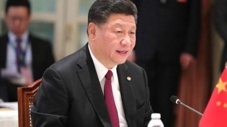Σι Τζινπίνγκ: Όποιος επιχειρήσει να αφαιρέσει περιοχή από την Κίνα θα εξαφανιστεί