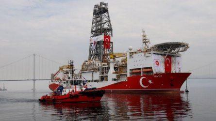 Νέες κυρώσεις από ΕΕ για τις παράνομες τουρκικές γεωτρήσεις