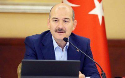 Τούρκος ΥΠΕΣ: Θα στείλουμε τους τζιχαντιστές πίσω στην Ευρώπη