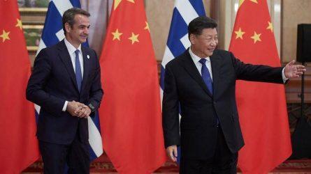Οι 16 συμφωνίες που θα υπογραφούν στο πλαίσιο της επίσκεψης του Κινέζου Προέδρου