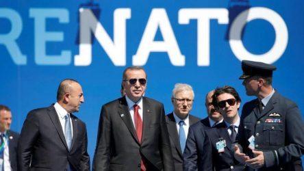Πριν την σύνοδο του Λονδίνου η Τουρκία εκβιάζει το ΝΑΤΟ
