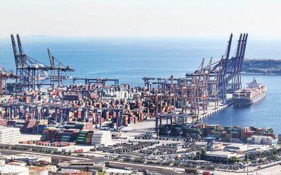 Πιο κοντά στο να κατακτήσει την πρώτη θέση στη Μεσόγειο το λιμάνι του Πειραιά