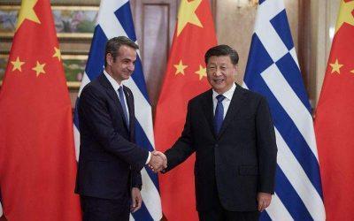 Αρθρο Σι Τζινπίνγκ στην «Κ»: Οφείλουμε να αναβαθμίσουμε ολιστικά το στρατηγικό επίπεδο των σινοελληνικών σχέσεων
