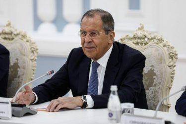 Λαβρόφ:Δόλια η απόφαση της Ελληνικής δικαιοσύνης για τον Αλεξάντερ Βίνικ