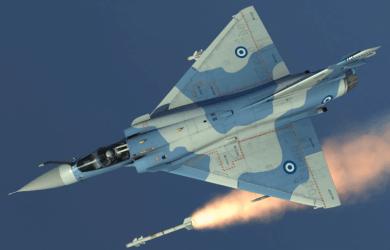 Στη Βουλή το θέμα των F-16 και των Mirage-2000