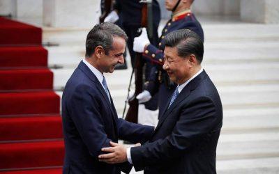 Κοινή διακήρυξη στρατηγικής συνεργασίας υπέγραψαν Ελλάδα – Κίνα